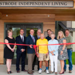 Ribbon Cutting Officially Opens New Independent Living